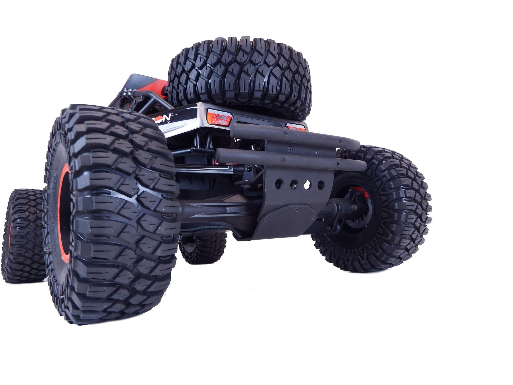 37220 - TBR XV4 Rear Bumper - Losi Super Rock Rey