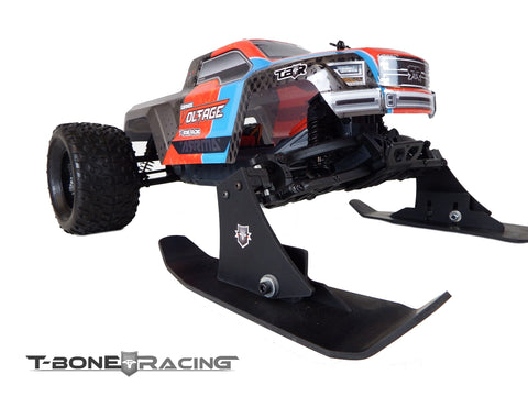 10069 - TBR 2018 V3 Snow Skis - Arrma  Granite / Fazon Voltage
