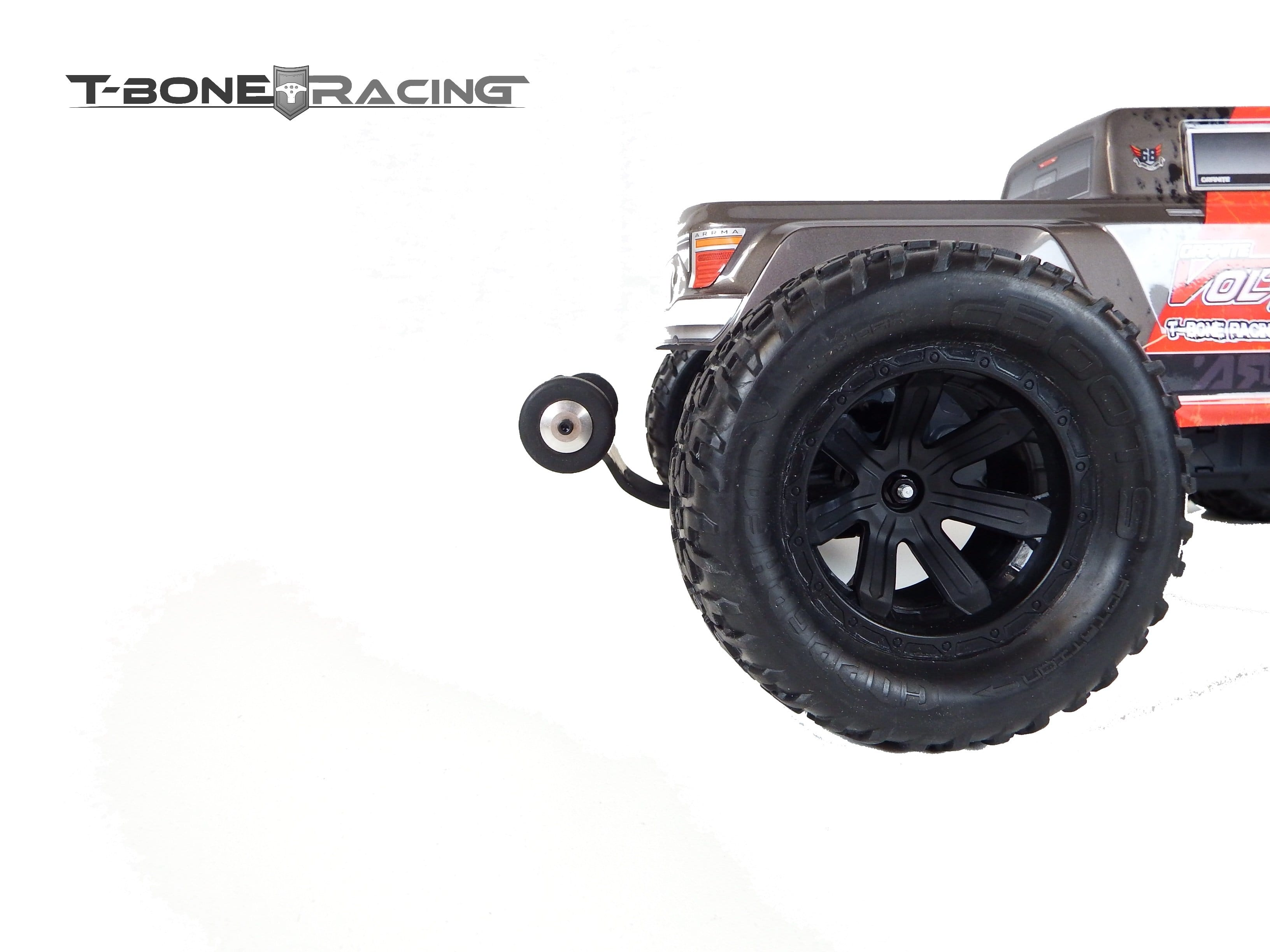 TBR Rear Bumper & Wheelie Bar - Arrrma Granite Voltage - 10071
