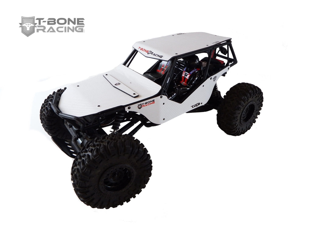 T Bone Racing Axial Wraith Body Panel Set With Optional
