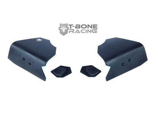 10043 - TBR Rear A-Skid/Mud Guards - A-Arm Skid Plates - Arrma Kraton 6S BLX