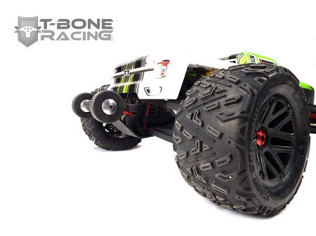 10056 - TBR  V3 Narrow Wheelie Bar - ARRMA Nero