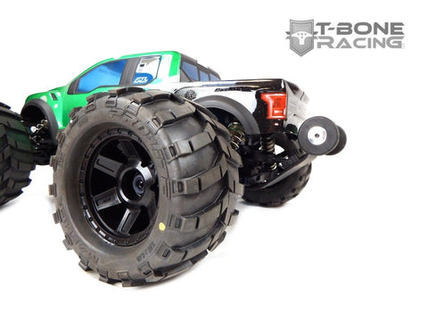57016 - TBR V3 Wheelie Bar - Tekno MT410 Pro Monster Truck