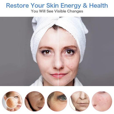 Advanced 5-In-1 Photon Skin Rejuvenation Handset (Latest Technology)