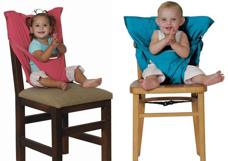 Incredible Portable Infant HighChair