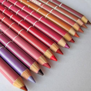 12 Piece Professional WaterProof Lipliner Pencil Set