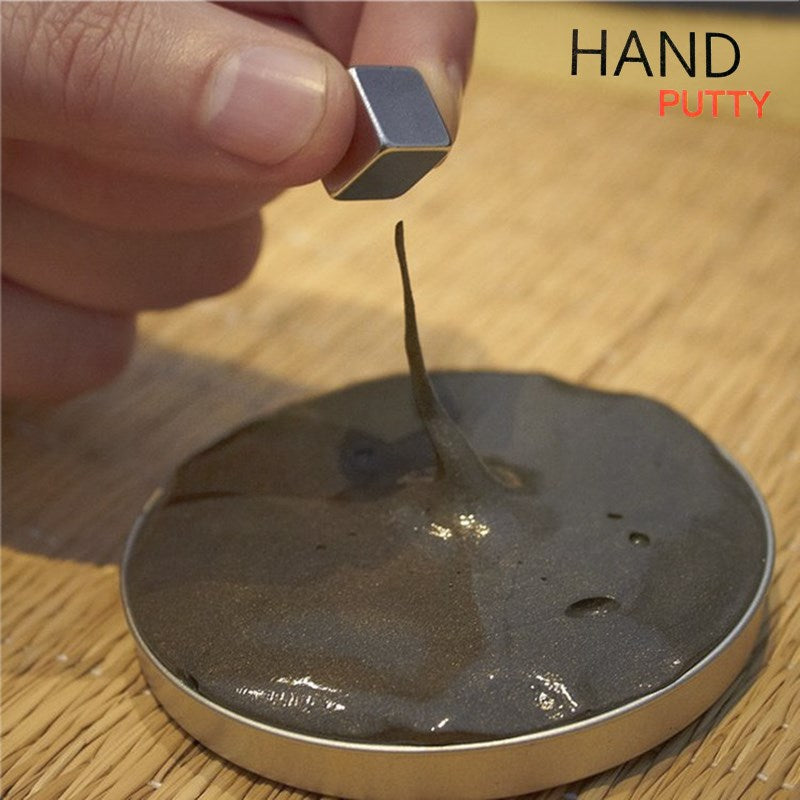 Magnetic Putty Slime
