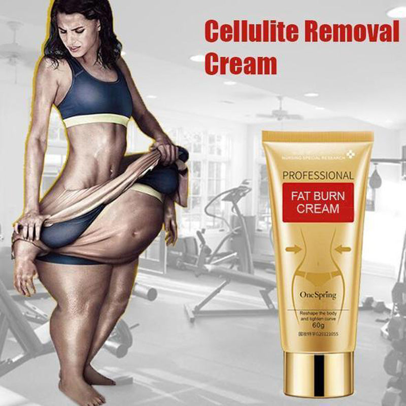 Cellulite Removal Cream & Fat Burner