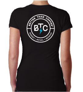 Better Than Coffee T-shirt - Women