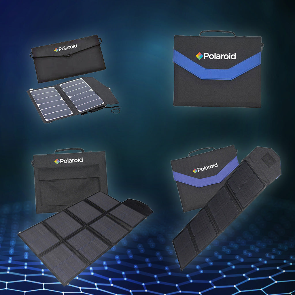 POLAROID Portable Solar Panels