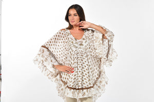 Tunic Cover Up Top