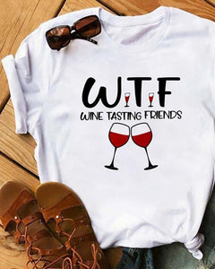 Wine Tasting Friends Top