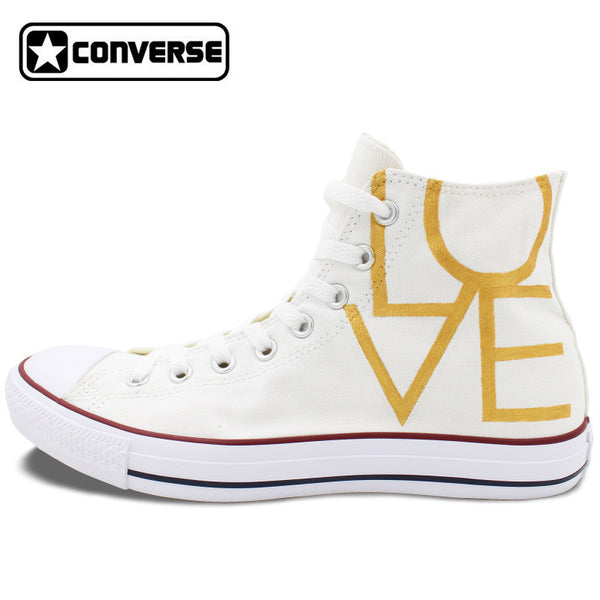 Converse Chuck Taylor Love Sneakers