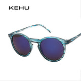 KEHU Fashion multicolor New mercury Mirror glasses