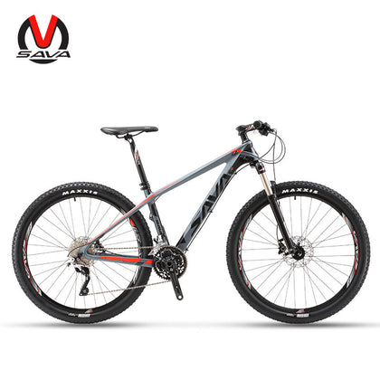 SAVA DECK300 30 Speed Carbon Fiber MTB Mountain Bike 27.5""