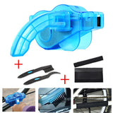 4 PCS/Set Bicycle Chain Cleaner