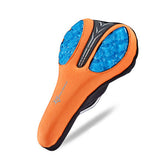 ROCKBROS Bicycle Saddle Liquid Silicon