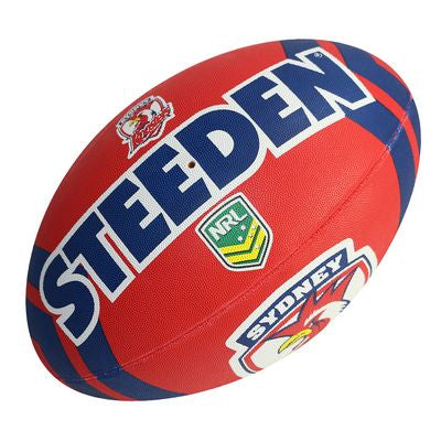 Sydney Roosters Steeden Supporter Football - Large