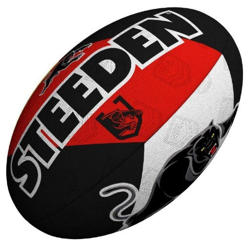 Penrith Panthers Steeden Supporter Football - Large