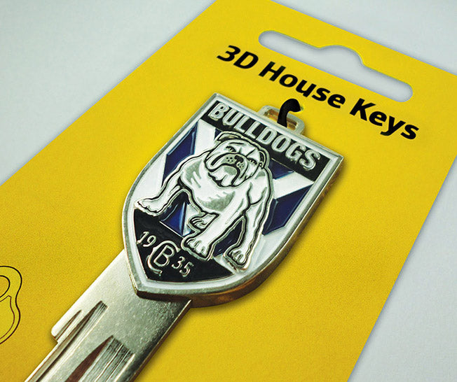 Canterbury Bulldogs House Key