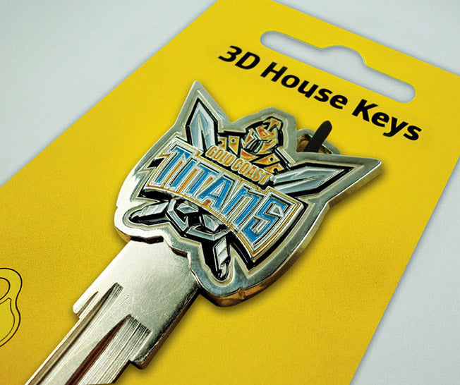 Gold Coast Titans House Key