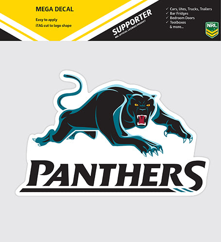 Penrith Panthers Car Logo Sticker