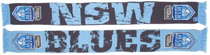 NSW Blues Scarf