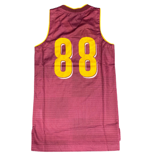 Brisbane Broncos Mens Basketball Singlet