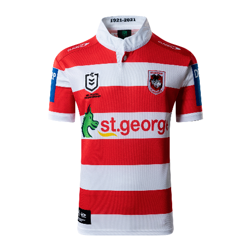 St George Illawarra Dragons 2021 Ladies Heritage Jersey
