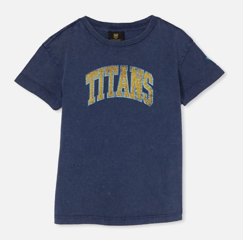 Gold Coast Titans Kids Collegiate Shirt