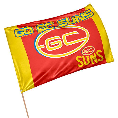Gold Coast Suns Flag - Standard