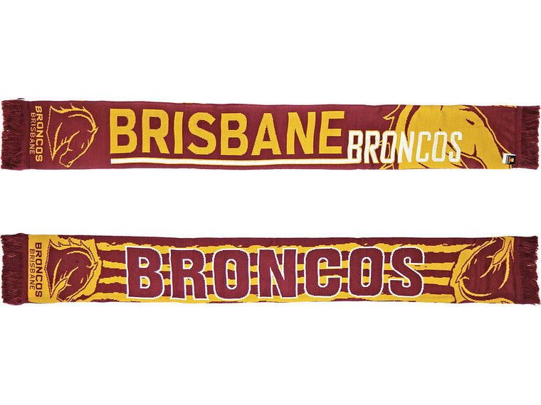 Brisbane Broncos Scarf - Alliance