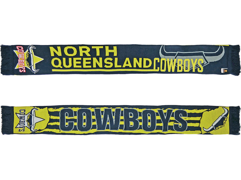 North Queensland Cowboys Scarf - Alliance