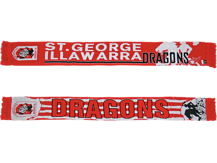 St George Illawarra Dragons Scarf - Alliance