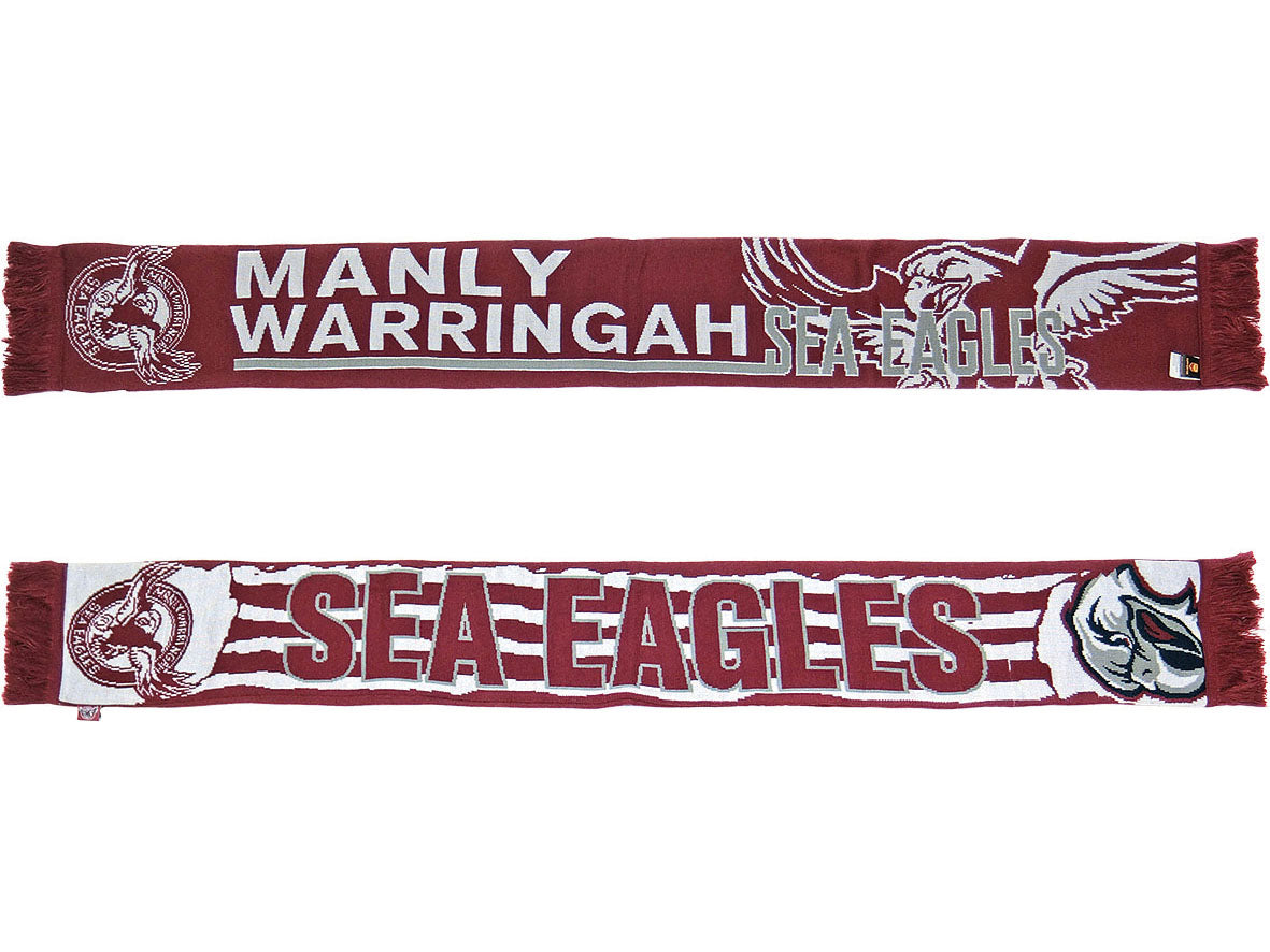 Manly Sea Eagles Scarf - Alliance