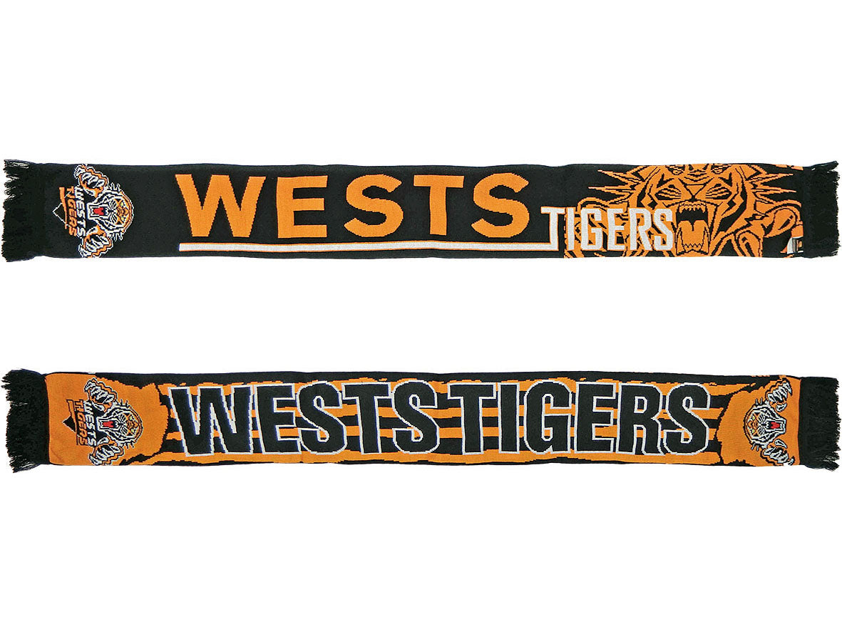 Wests Tigers Scarf - Alliance