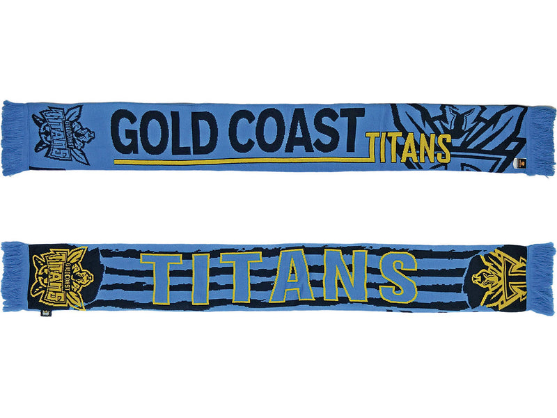 Gold Coast Titans Scarf - Alliance