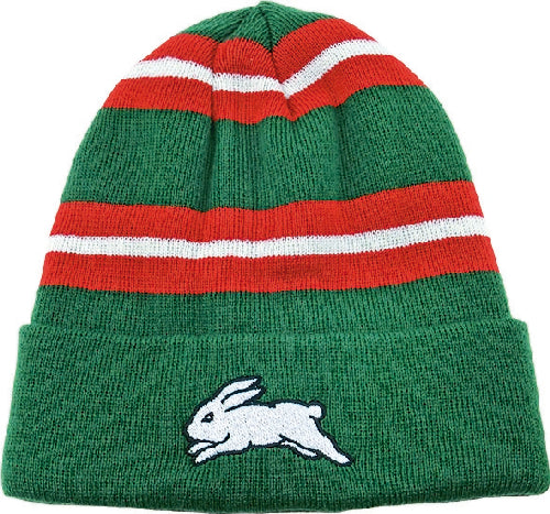 South Sydney Rabbitohs Beanie - Striped
