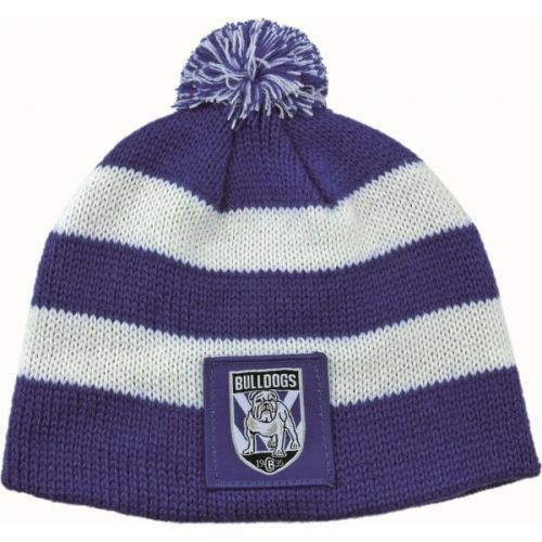 Canterbury Bulldogs Baby / Toddler Beanie