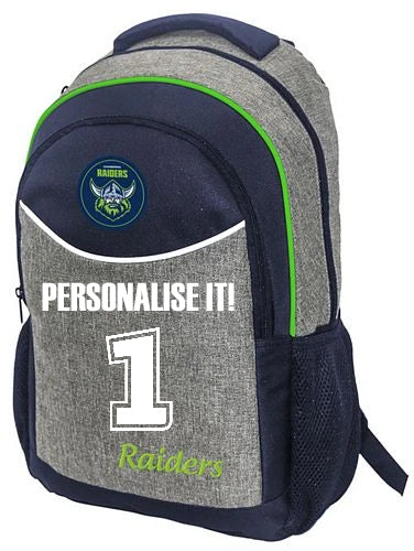 Canberra Raiders Backpack