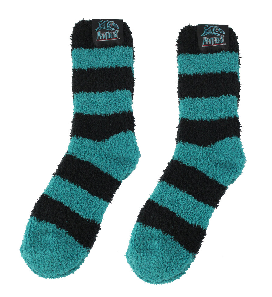 Penrith Panthers Bed Socks