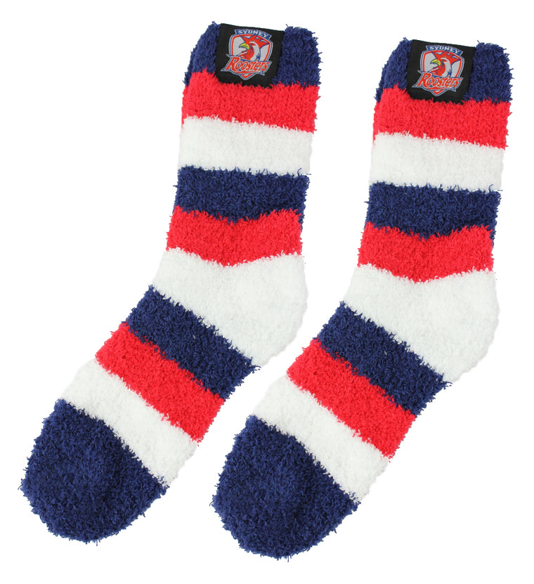 Sydney Roosters Bed Socks