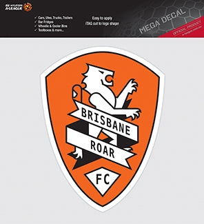 Brisbane Roar Mega Decal
