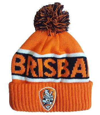 Brisbane Roar Striker Beanie