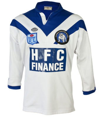 Canterbury Bulldogs 1985 Retro Jersey