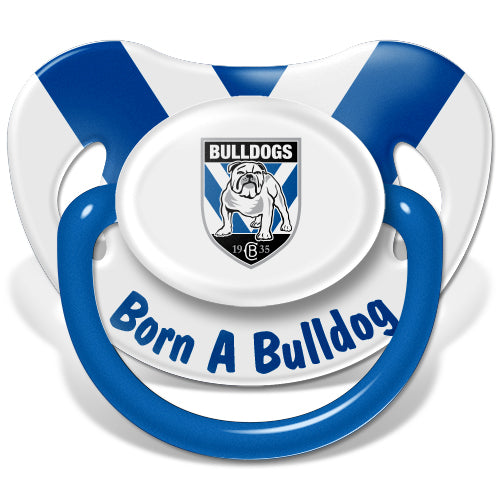 Canterbury Bulldogs Baby Dummy