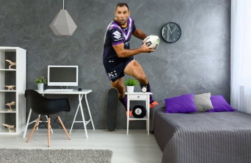 Cameron Smith Melbourne Storm Wall Sticker