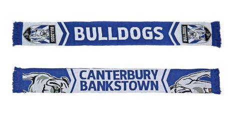 Canterbury Bulldogs Scarf - Cleave