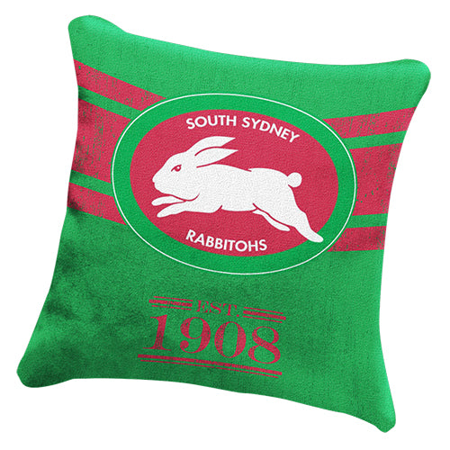 South Sydney Rabbitohs Cushion - Heritage