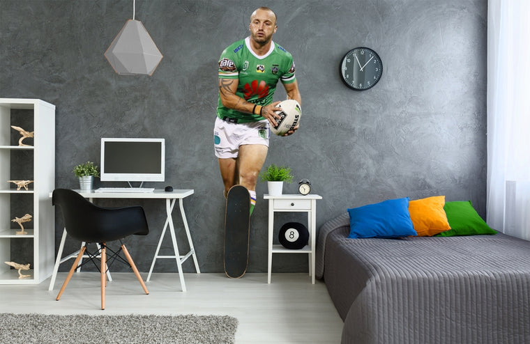 Josh Hodgson Canberra Raiders Wall Sticker